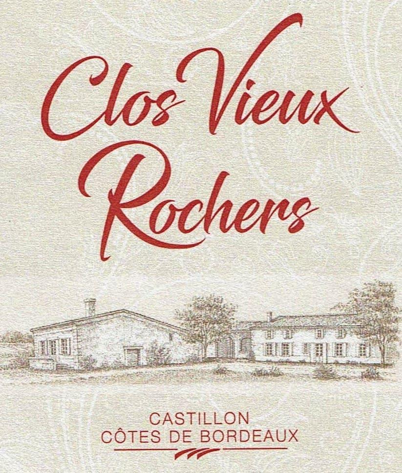 Clos Vieux Rochers new label