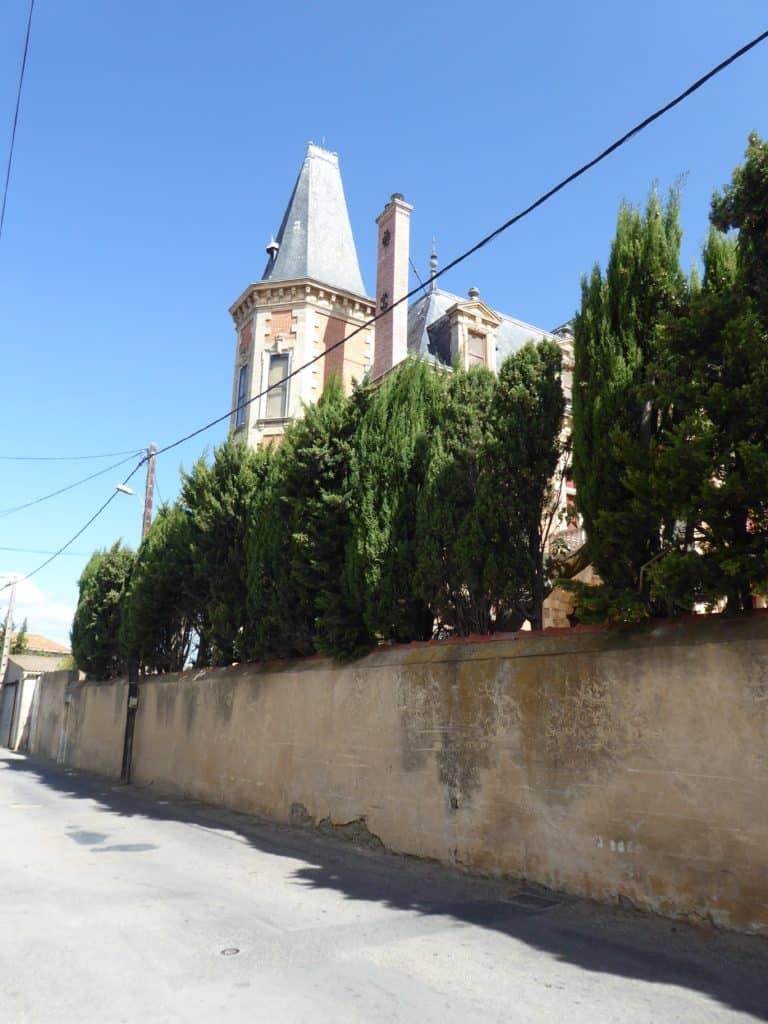 Chateau de Paraza_September 2017