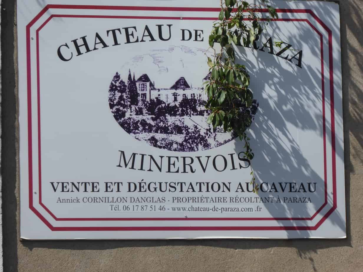 Chateau de Paraza_September 2017