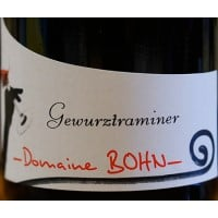Domaine Bohn wine labek