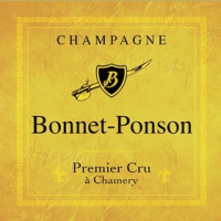 Champagne Bonnet-Pinson label