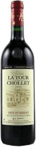 Ch Tour de Chollet wine