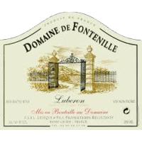 Domaine de Fontenille Provence wine label