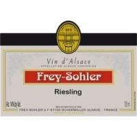 Domaine Frey-Sohler wine label