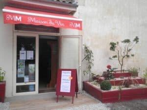 Moulis -maison du vin