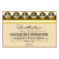 Chateau de l'Oiseliniere Muscadet wine label