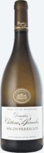 Chateau de Pierreclos wine