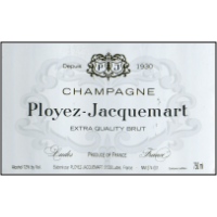 Champagne Ployez Jacquemart  label